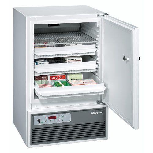 Kirsch medicine refrigerator / cooler MED100 - 100 liter - 540x535x820 mm - DIN 58345