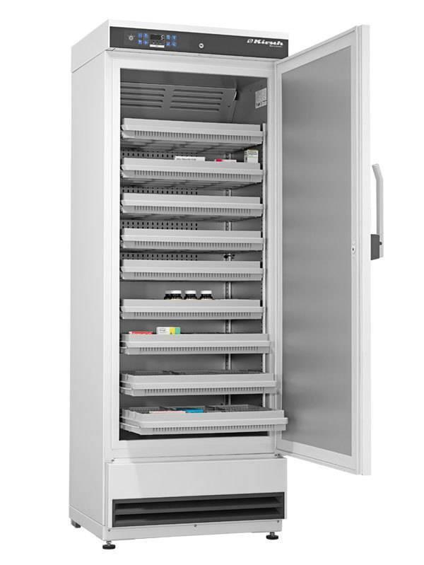 Kirsch Medikamenten-Kühlschrank MED-340 - 315 Liter - 670 x 630 x 1810 mm - DIN 58345
