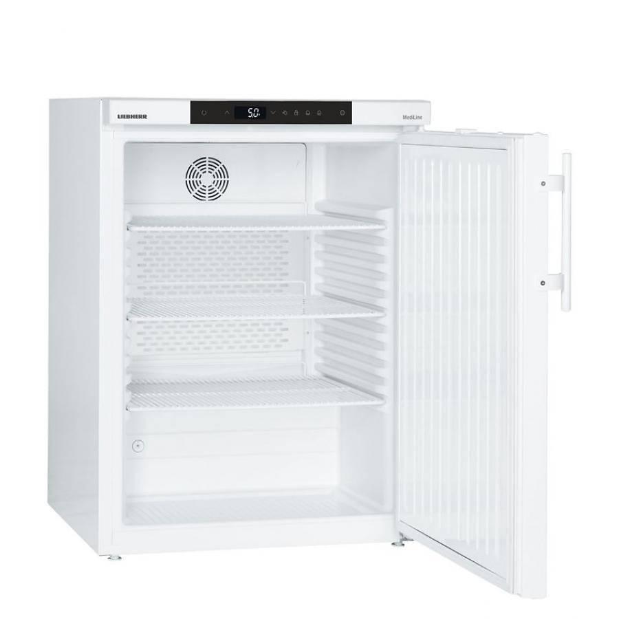 Liebherr medicine refrigerator MKUv 1610 - 141 liters - 600x615x820 mm - DIN 58345