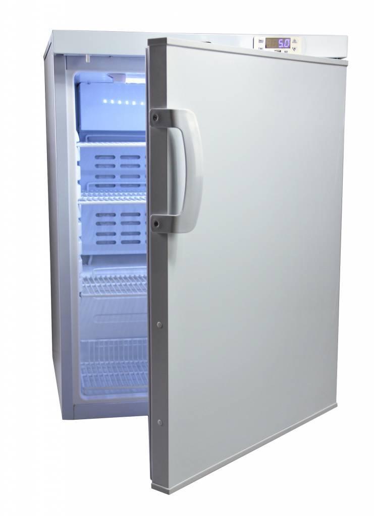 MediFridge medicine refrigerator / cooler MF140L-CD - Closed door - 140 liter - 598x595x820 mm - DIN 58345