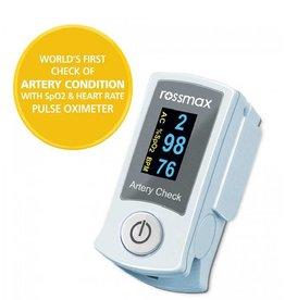 Rossmax Rossmax APG Pulsoximeter mit arterieller Steifigkeitsmessung (ACT)
