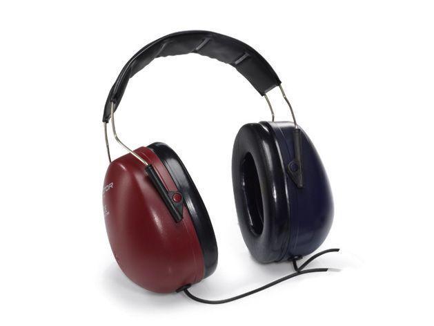 Geluidsisolerende koptelefoon DD65 voor Miaco/Bosch Audiometer ST 20