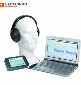 Electronica Medical Audiometer 600 M - PC-gesteuertes Audiometer
