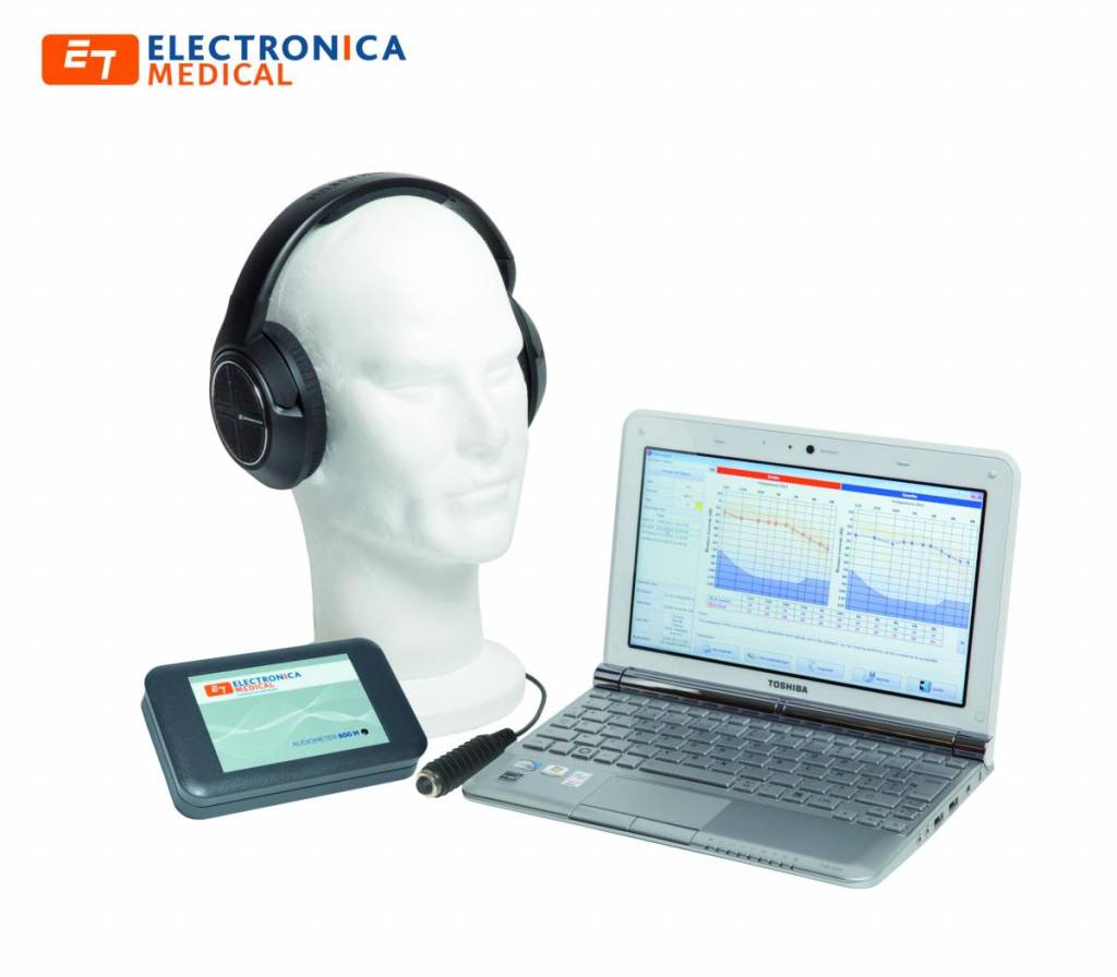 Audiometer 600 M - PC-gesteuertes Audiometer