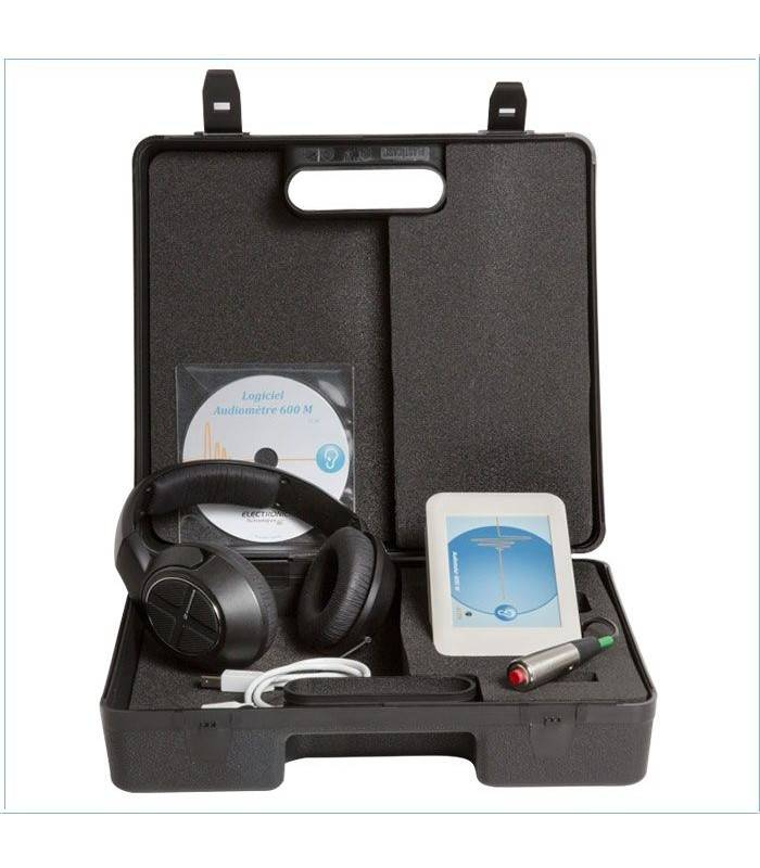 Electronica Medical Audiometer 600 M PC-controlled audiometer
