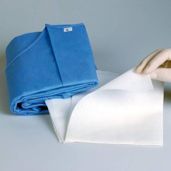 Surgical jacket, sterile