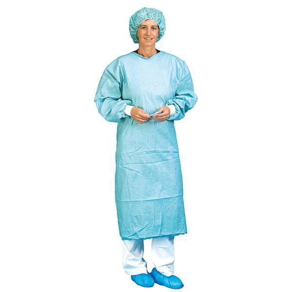Chirurgische jas / schort, steriel