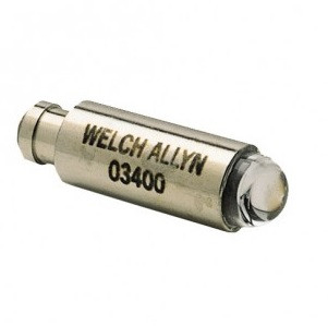 Welch Allyn Reservelampje - 2,5V - 03400-U