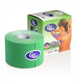 Curetape Curetape 5m x 5cm - 10 pieces - Green
