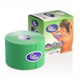 Curetape Curetape 5m x 5cm - 10 stuks - groen