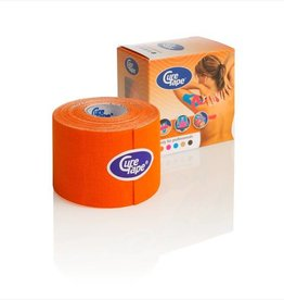 Curetape Curetape 5m x 5cm - 10 pieces - Orange