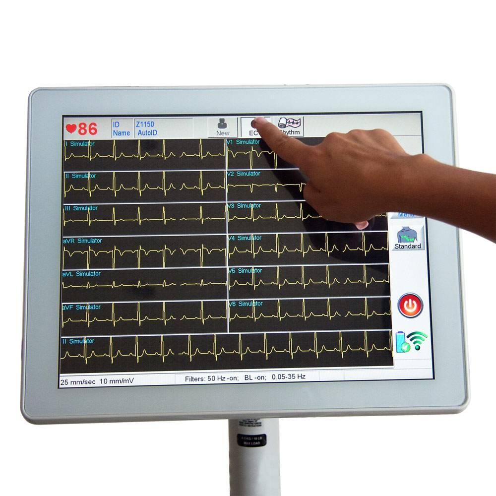 Norav Norav 1200 Green PC Ruhe-EKG-System