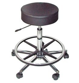 Servoprax Lab-/Surgical stool ECO - with footrest