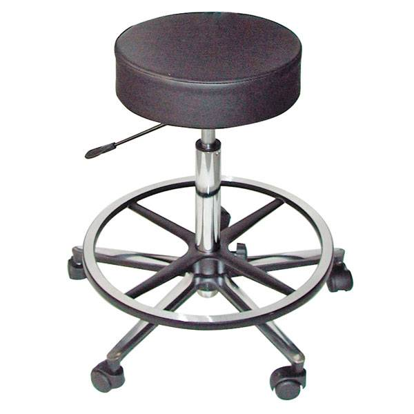 Lab-/Surgical stool ECO - with footrest