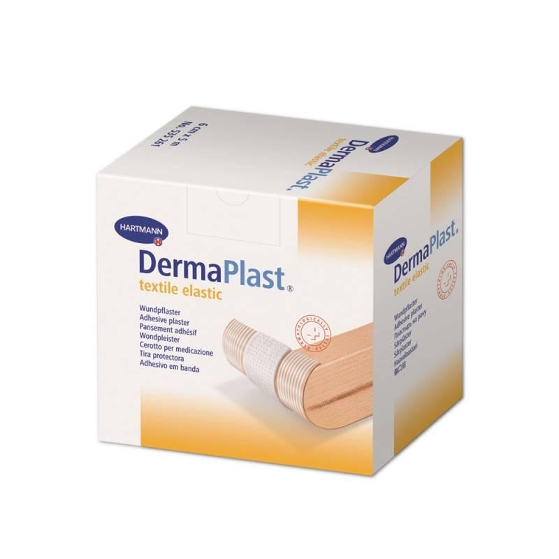Dermaplast Elastic plaster 4, 6, 8 cm