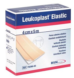 BSN Medical Leukoplast Elastic Wundschnellverband - 4 cm x 5 m