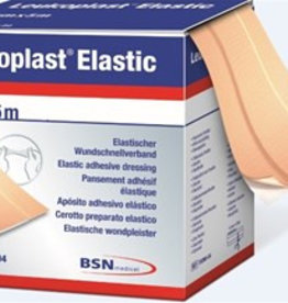 BSN Medical Leukoplast Elastic Wound Dressing - 8cm x 5m