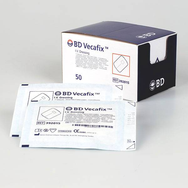 BD Vecafix infusion patches