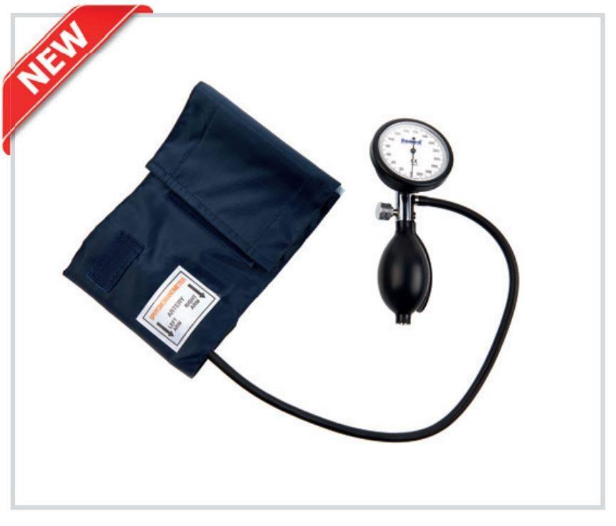 Romed Blutdruckmessgerät Handfläche