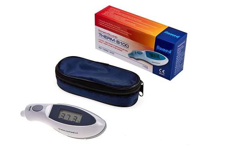 Romed infrarood oorthermometer