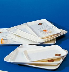 Servoprax Instrument trays - flat - autoclavable - various versions