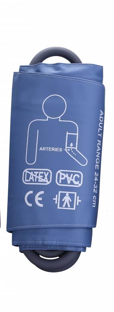 Servoprax Servocare 24-uurs ABPM bloeddrukmeter geschikt voor 30 minuten bloeddrukmeting
