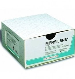 Ethicon Ethicon Mersilene 2/0 6x45cm without needle EH6734H