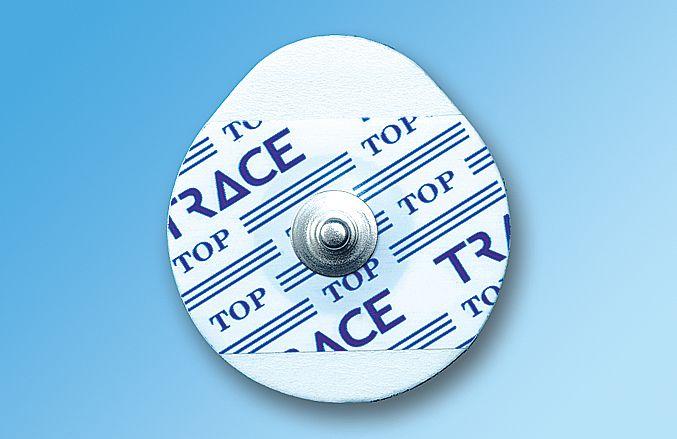 ECG electroden Top Trace 45 mm. Als beste getest.