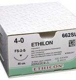 Ethicon Ethilon II USP 4-0, 45 cm, FS-2S, schwarz, monofil 662SLH - 36 Stück