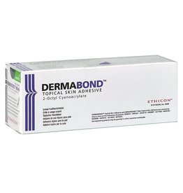 Ethicon Dermabond skin glue - 12 pieces