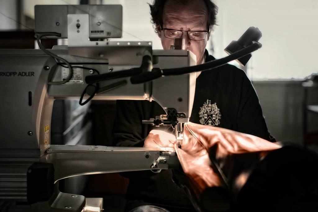 Mutsaers Leren Dokterstas - The Doctor Fietstas Kastanje