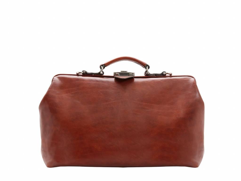 Mutsaers Leather Doctor's Bag - Der Doktor - Groß