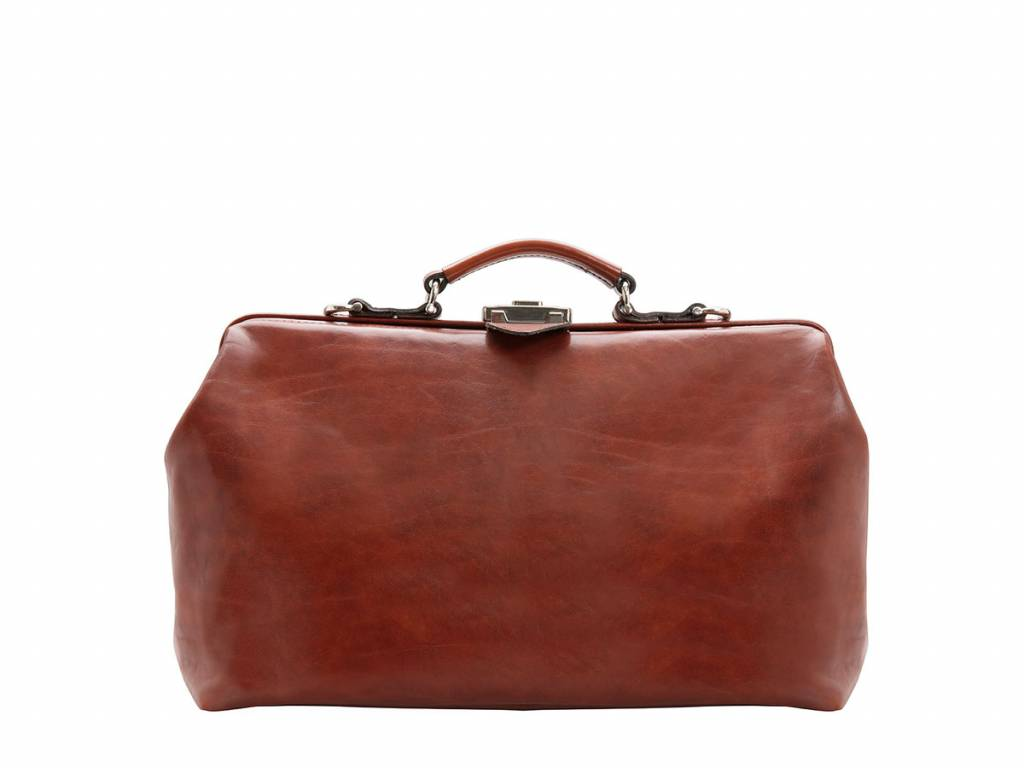 Mutsaers Leather Doctor's Bag - The Doctor - Large