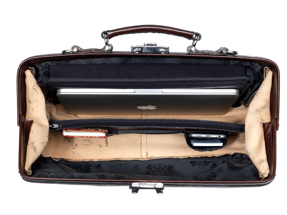 Mutsaers Mutsaers Leder Laptoptasche - Der Klassiker