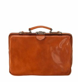 Mutsaers Mutsaers Leren Laptop tas - The Classic