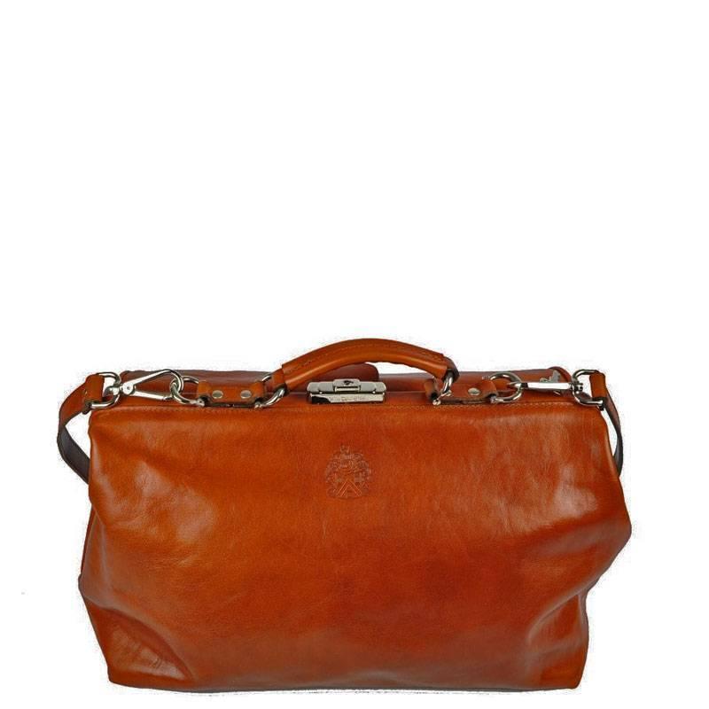 Mutsaers Leather Doctor's Bag - The Doctor - Medium