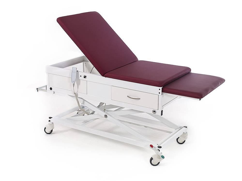Habru examination couch Model MME-V