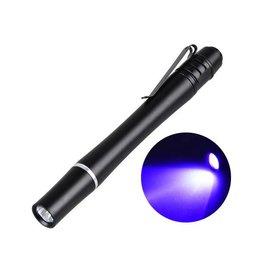 Medische Vakhandel LED UV flashlight 'Wood' 365 nm - long