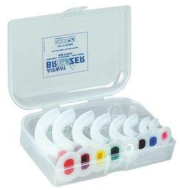 Mayotube Airway Breezer Guedeltube Set met kleurcodering