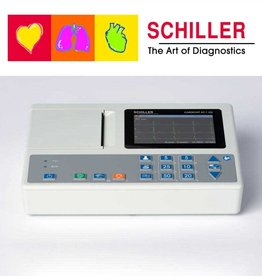 Medische Vakhandel Schiller ECG AT1 G2 + accessories and interpretation software
