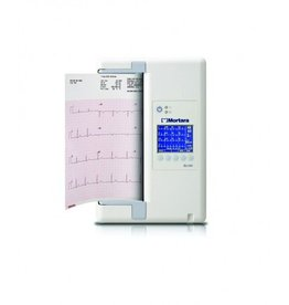 Welch Allyn Mortara ELI 230 ECG with wireless patient cable module (WAM)