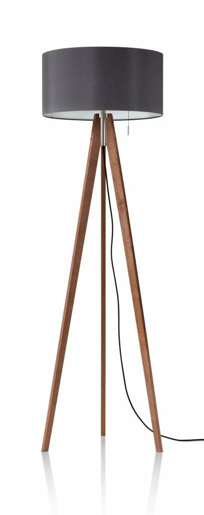 Derungs VIVAA FREE  Plug & Play biodynamisch daglicht uitkomst voor medici, houten driepoot