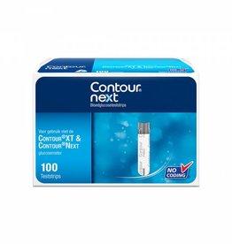 Abbot Contour Next teststrips - 100 stuks