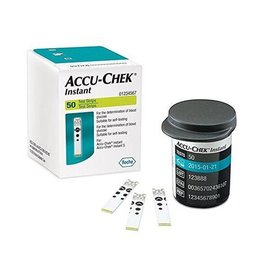 Roche Roche Accu-Chek Instant test strips - 50 pieces
