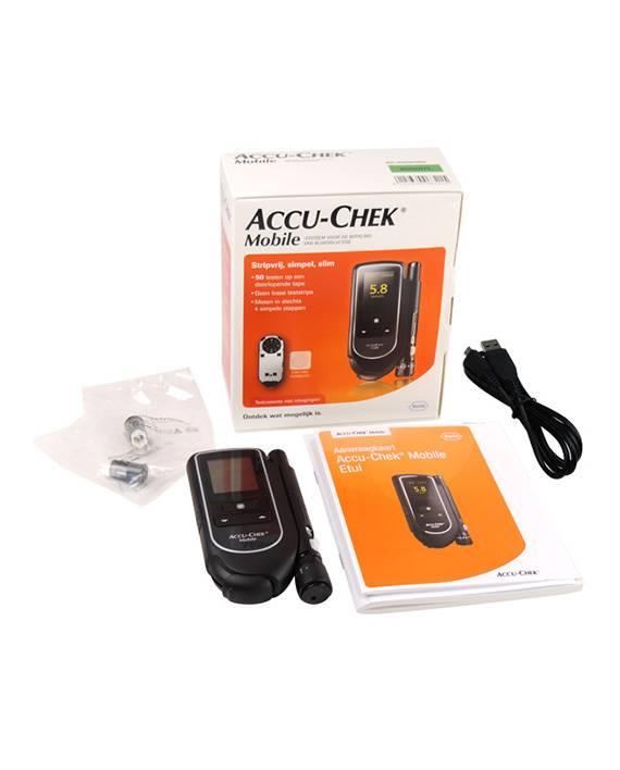 Roche Accu-Chek Mobile starter kit