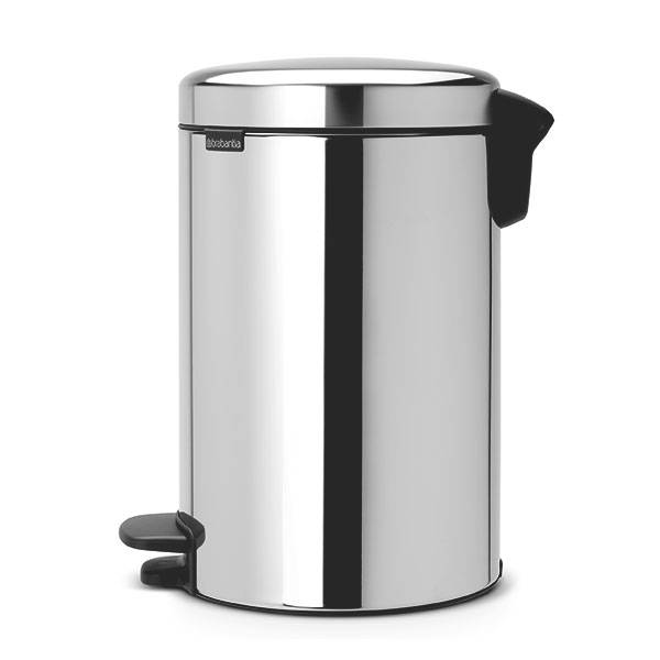 Newlcon pedal bin - 12 liter