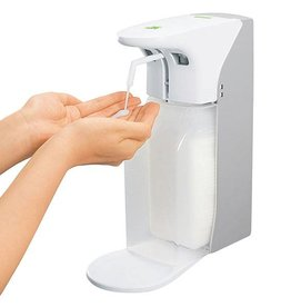 Servoprax Soap and disinfectant dispenser with sensor - 500/1000 ml