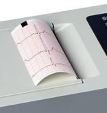 Schiller EKG-Papier: Cardiovit AT-1-Faltbuch (290017) - 90 mm 36 Meter