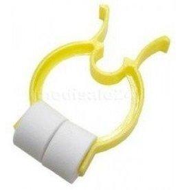 Medische Vakhandel Plastic disposable neusklemmen  50 stuks met foampad
