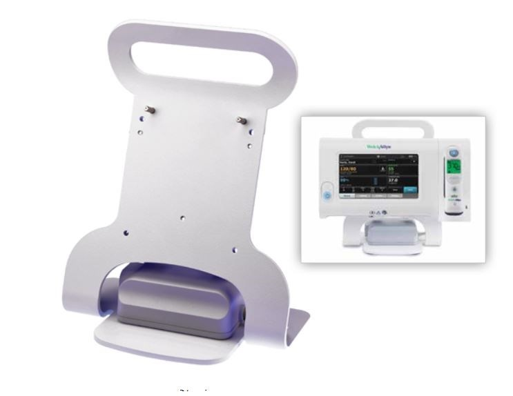 Welch allyn connex spot monitor with 30 minutes RR measurement + connex spot stander